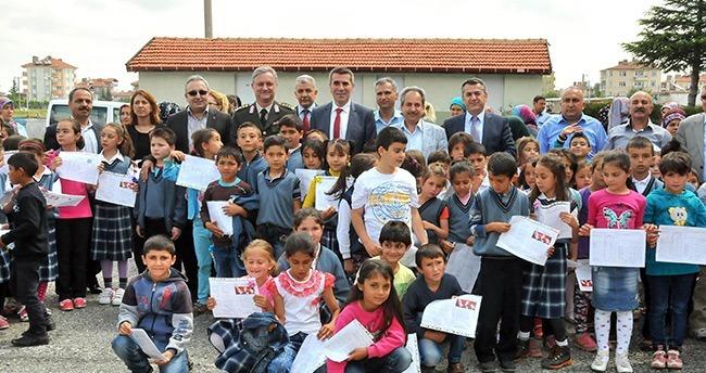 Akşehir'de Karne Heyecanı