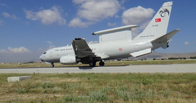 Anadolu Kartalında Uçak Rekoru