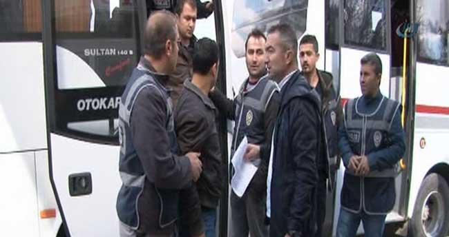 Ankara ve İstanbul'da KPSS operasyonu
