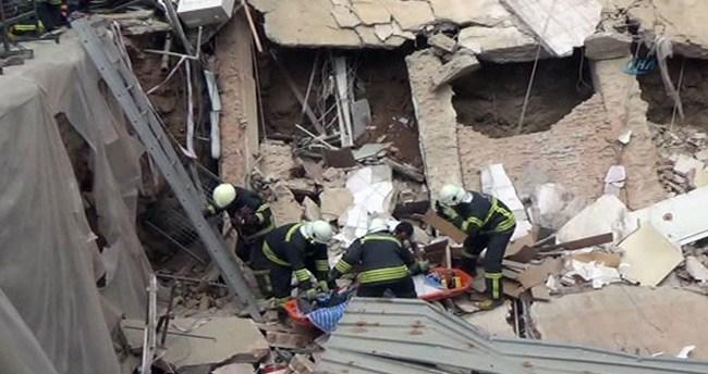 Aydın'da inşaatta göçük: 1'i ağır 3 yaralı