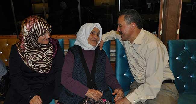 Başkan Tutal, Şehit Ailelerini ve Gaziler İle İftar Yemeğinde Buluştu