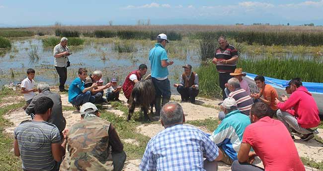 Beyşehir Gölü'nde Avlanma Sezonu Başladı
