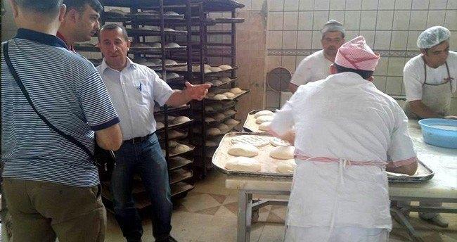 Beyşehir'de gıda imalatı yapan iş yerleri denetlendi