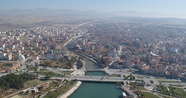 Beyşehir'de içme suyu ihalesi yapıldı
