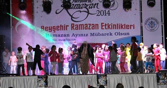 Beyşehir'de Ramazan Bu Yıl Dolu Dolu Geçecek