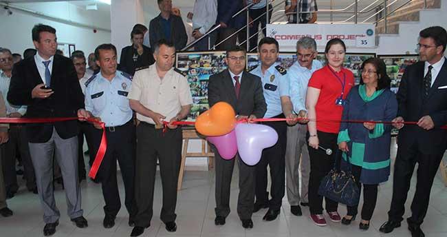 Beyşehir'de Tübitak Bilim Fuarı açılışı
