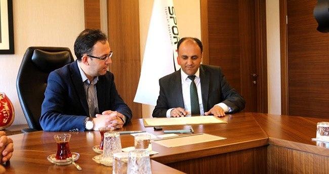 Beyşehir'e Spor Toto'dan 1 Milyon Lira Destek