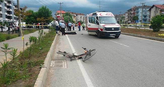 Bisikletli ölümleri son bulsun