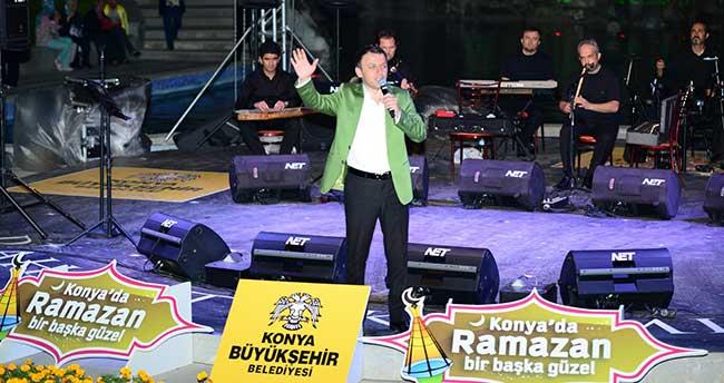 Büyükşehir'den Ramazan'da Rahmet Akşamları Etkinliği