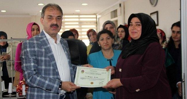 """Çankırı Belediye Başkanı Dinç'ten """"Kadın Kısmı"""" İmajına Veto"""