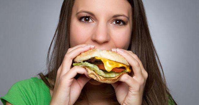 Çok yemek daha fazla acıktırır