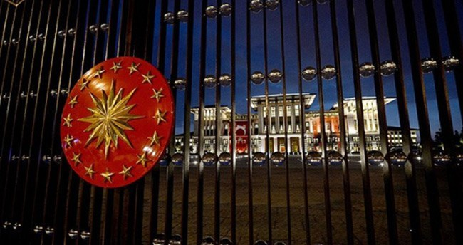Cumhurbaşkanlığı Sarayı arazisi kararı