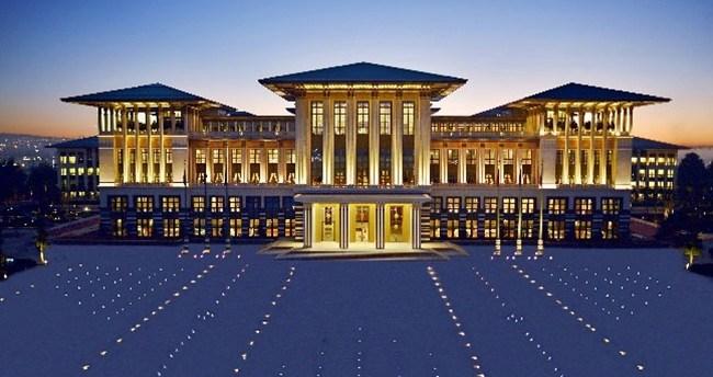 Cumhurbaşkanlığı Sarayı'nda panoramik sanal tur