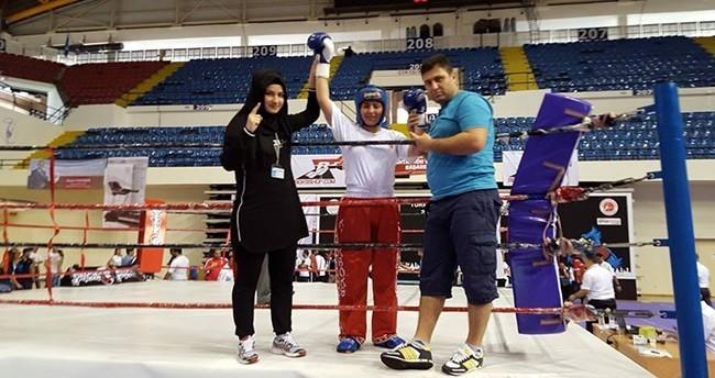 Derbent Gençliksporlu Selcan Türkiye Şampiyonu