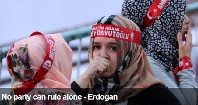 Dünyanın gündemi Türkiye'deki genel seçimler