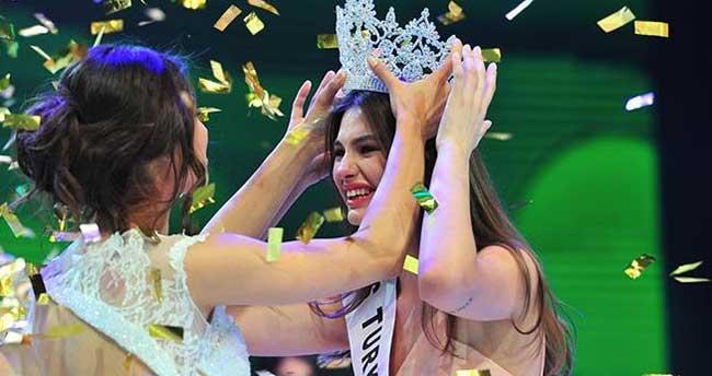 Ecem Çırpan Türkiye'nin en güzel kızı seçildi!