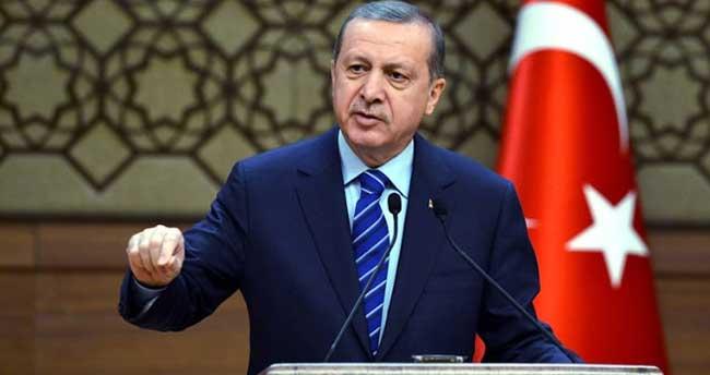 Erdoğan, Can Dündar ve Cumhuriyet gazetesi hakkında suç duyurusunda bulundu