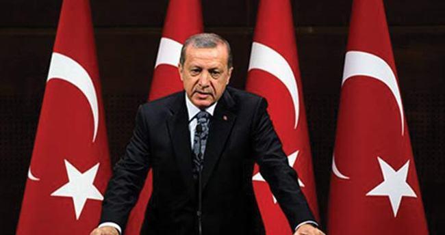 Erdoğan: 'Hayal ettiğim gibi değil'