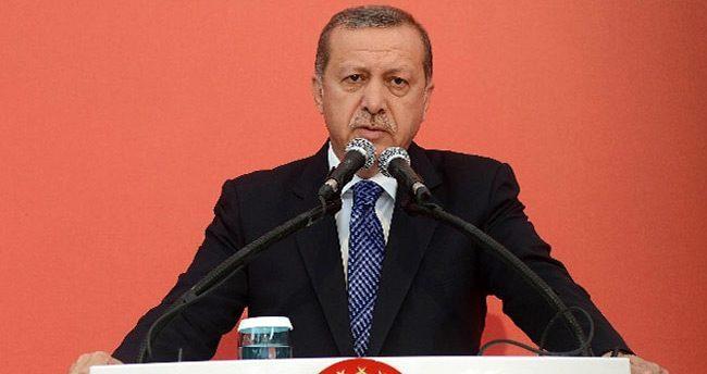 Erdoğan'dan dünyaya çağrı