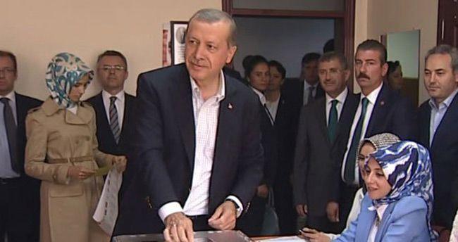Erdoğan'ın sandığından çıkan sonuç