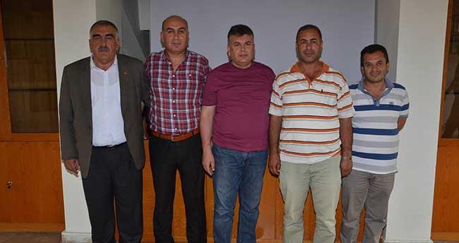 Ereğlispor Yönetimi Güven Tazeledi