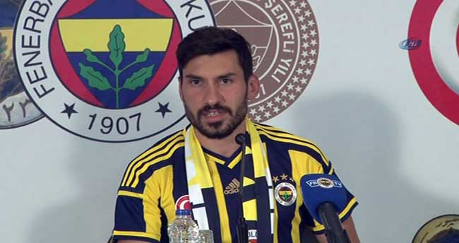 Fenerbahçe'nin yeni transferi Şener, imzayı attı