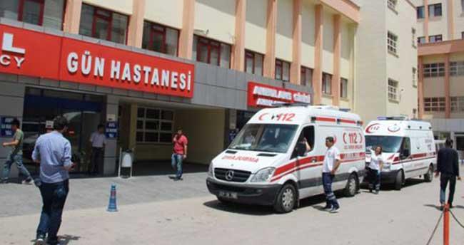 Gaziantep'te doktora bıçaklı saldırı
