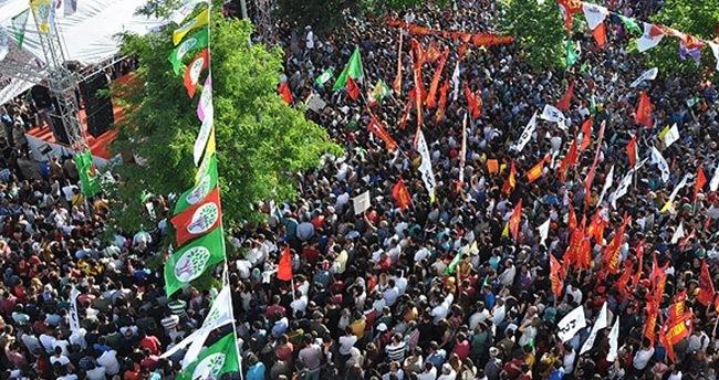 HDP Diyarbakır mitinginde patlama
