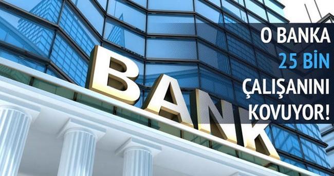 HSBC, 25 bin kişiyi işten çıkaracak