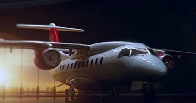 İlk yerli uçağı TRJet üretecek