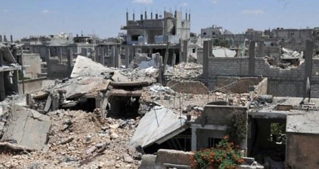 IŞİD Kobani'ye sızdı