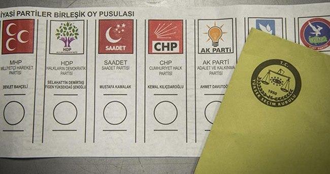 İşte 2015 genel seçim ilk sonuçlar