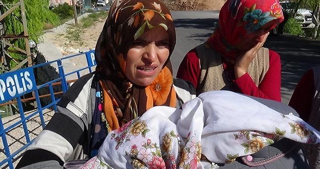 Karaman'da Böbreği Alınan Bebeğiyle Duruşmaya Geldi