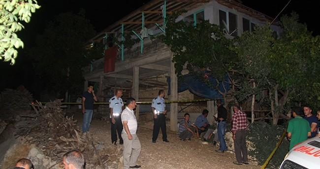 Karaman'da cinnet getiren kişi 5 kişiyi öldürdü