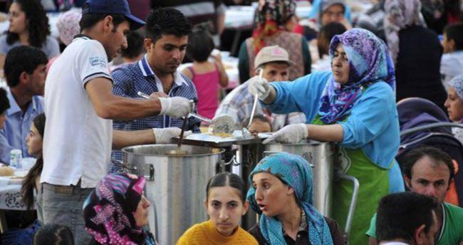 Karaman'da Ramazan heyecanı