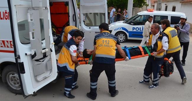 Karaman'da silahlı kavga: 1 ölü, 1 yaralI