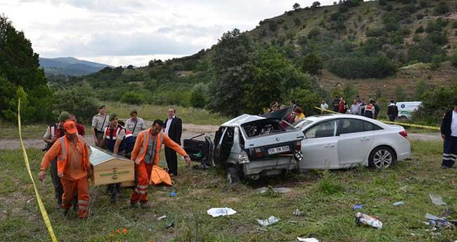Kazan'da trafik kazası: 3 ölü, 5 yaralı
