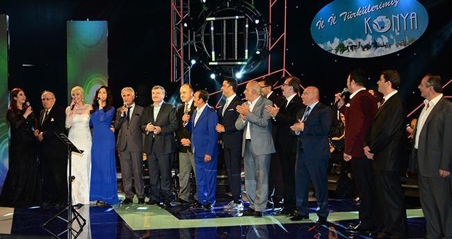 Konya Türküleri Albümünün Gala Gecesi Yapıldı