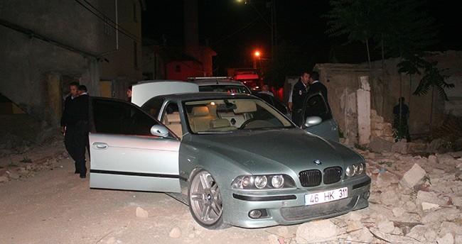 Konya'da alkollü sürücü-polis kovalamacası