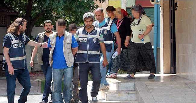 Konya'da gasp ve şantaj iddiası