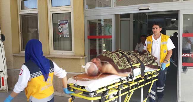 Konya'da hayvan otlatma kavgası: 7 yaralı