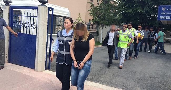 Konya'da kız meselesi yüzünden cinayet