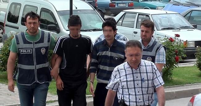 Konya'da kuş hırsızlığı