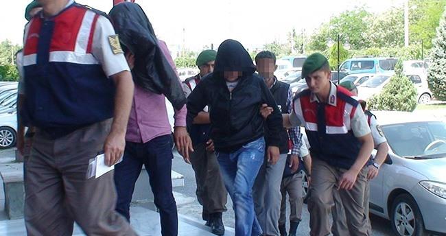 Konya'da uyuşturucu operasyonu : 33 gözaltı