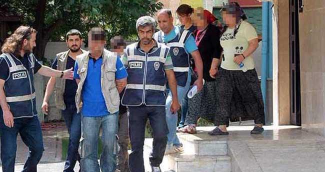 Konya'daki gasp ve şantaj iddiası
