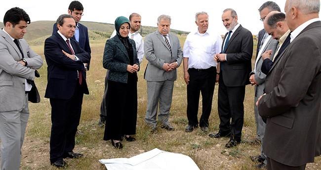 Konya'nın en büyük camisinin inşaatı yakında başlayacak