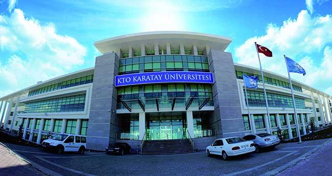 KTO Karatay Üniversitesi'nden Örnek Proje