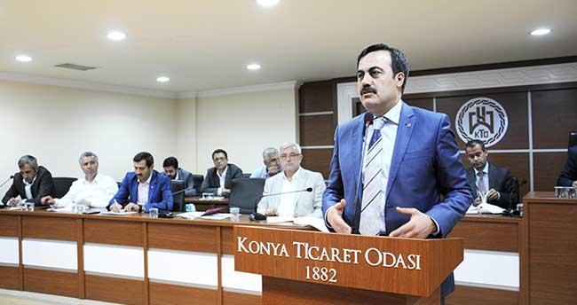 KTO'da Mayıs Ayı Olağan Meclis Toplantısı yapıldı