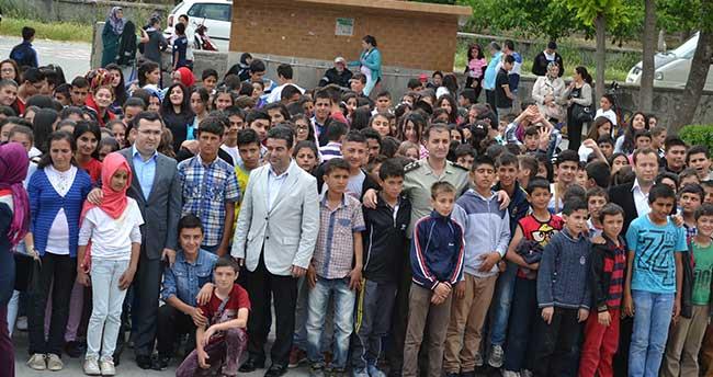 Kulu'da 8 bin 977 öğrenci karnesini aldı