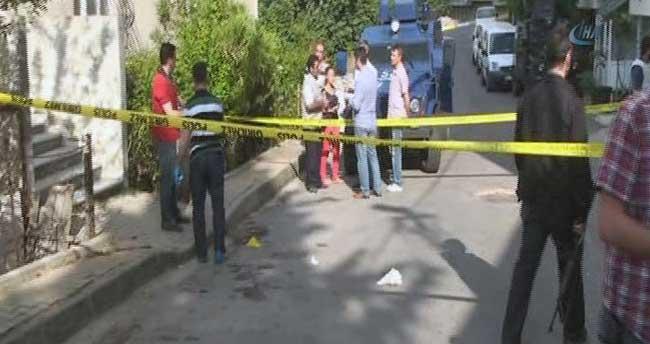 Maltepe'de pompalı tüfekli kiracı kavgası: 2 yaralı